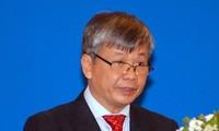 Delegasi Viet Nammeninggalkan selar di Forum Politik Tingkat Tinggi 2018 PBB  tentang perkembangan yang berkesinambungan