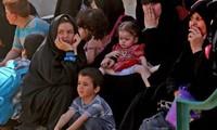 Perancis dan Rusia berkoordinasi  mengirim barang bantuan kemanusiaan ke Suriah