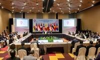 Pertemuan pleno dan pertemuan terbatas dari  Konferensi AMM 51