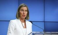 ASEAN dan Uni Eropa mendorong kerjasama menghadapi bahaya perang dagang global