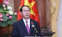 Presiden Ton Duc Thang- Keteladanan moral yang cerah dari revolusi Viet Nam