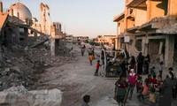 AS membatalkan komitmen  memberikan bantuan senilai 200 juta USD  kepada proyek menstabilkan Suriah
