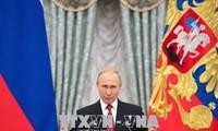 Presiden Rusia menyatakan menciptakan terobosan sains merupakan prioritas primer dari negara ini