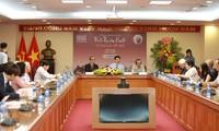 Penghargaan Bui Xuan Phai telah menyebar-luaskan rasa cinta terhadap Kota Ha Noi