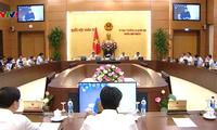 Pembukaan Peridangan ke-27  Komite Tetap  MN Viet Nam