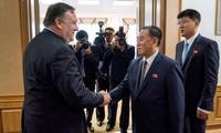 AS dan RDRK belum berencana mengadakan dialog  di sela-sela persidangan MU PBB