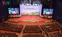 Pembukaan Kongres  ASOSAI 14 di Kota Ha Noi