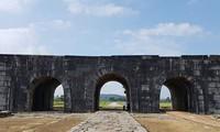 AS memberikan bantuan keuangan  sebanyak 92 000 USD  untuk mengkonservasikan Benteng Kerjaan Dinasti Ho