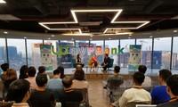 Kalangan muda  Viet Nam  belajar pengalaman start-up internasional
