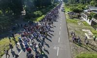 Presiden AS, Donald Trump menandatangani dekrit imigrasi tentang status pengungsian
