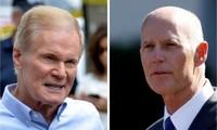 Pemilu  sela Kongres AS: Negara bagian Florida  menuntut supaya menghitungkan lagi kartu sura