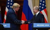 Presiden Rusia menyatakan ingin berunding dengan AS tentang INF
