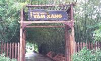 Mengunjungi Kebun pohon buah-buahan Vam Xang, Kabupaten Phong Dien, Kota Can Tho