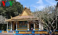 Pagoda Doi di Provinsi Soc Trang