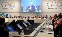 KTT G20 akan menekankan  makna penting dari perdagangan bebas