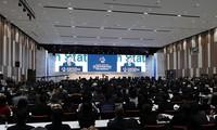 Forum global OECD mengusahakan masa depan  yang sehat dan berbahagia  untuk rakyat