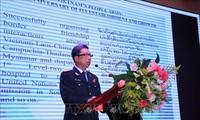Memperingati HUT ke-74 berdirinya Tentara Rakyat Viet Nam di Laos