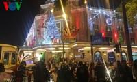 Hari Natal yang aman tentaram-manifestasi kebebasan berkepercayaan dan beragama