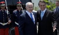 Israel dan Brasil berkomimen akan mendorong persekutuan baru