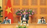 PM Viet Nam, Nguyen Xuan Phuc  mengadakan temu muka dengan pimpinan Asosiasi Pendidikan dan Perawatan Kesehatan Masyarakat  Viet Nam
