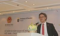 Viet Nam-Swedia -50 tahun hubungan- menuju ke masa depan