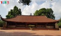 Balai desa Thuong Cung-situs peninggalan sejarah  tingkat nasional
