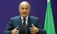 Liga Arab  ingin memainkan peranan dominan dalam proses kerujukan Suriah