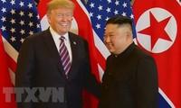 Pertemuan puncak ke-2 AS-RDRK: AS  dan RDRK telah mengadakan perbahasan positif