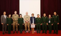 Viet Nam dan Kerajaan Inggris membahas masalah kejuruan tentang pencegahan dan pemberantasan kekerasan seksual