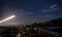 Suriah memukul mundur serangan-serangan udara Israel di Kota Aleppo