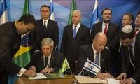Palestina memprotes Brasil yang membuka  kantor diplomatik di Yerusalem