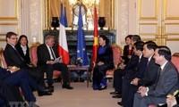 Ketua Majelis Tinggi Perancis: jangan membiarkan  tahun 2019 berakhir  tanpa ratifikasi EVFTA