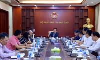 WB membantu Viet Nam dalam strategi induk tentang pengembangan pendidikan tinggi