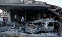 Berbagai faksi Palestina di Jalur Gaza dan Israel mencapai permufakatan gencatan senjata
