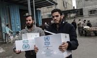 PBB memperingatkan  bahwa bantuan pangan kepada Palestina sedang mengalami kekurangan anggaran serius