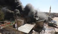 Turki mendesak melaksanakan perintah gencatan senjata di Provinsi Idlib, Suriah