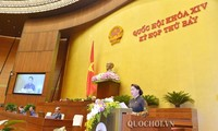 Penutupan persidangan ke-7 MN Viet Nam angkatan XIV
