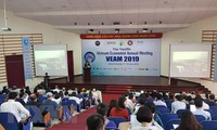 Pembukaan lokakarya  Internasional VEAM-tahun 2019