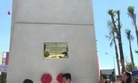 Pembukaan  acara  meresmikan Kota Pendidikan Internasional (IEC) Quang Ngai