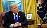 Presiden AS mengundang Pemimpin RDRK datang ke Zona Demiliterisasi  di Republik Korea