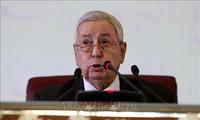 Aljazair: Presiden sementara berseru supaya mengadakan dialog nasional