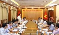 Front Tanah Air Vietnam memperhebat kegiatan diplomasi rakyat