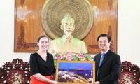Kota Can Tho (Viet Nam Selatan) dan Australia melakukan kerjasama multibidang
