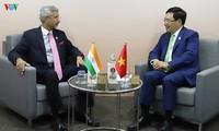 India ingin terus melakukan kerjasama di bidang permigasan dengan Viet Nam di Laut Timur