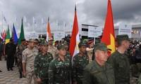 Viet Nam menghadiri Festival Olahraga Tentara  Internasional  kali ke-5 tahun 2019 di Federasi Rusia