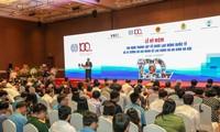Acara memperingati  HUT ke-100  pembentukan ILO dan Pikiran Ho Chi Minh tentang tenaga kerja dan jaring pengaman sosial