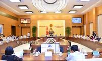Persidangan ke-37  Komite Tetap MN Viet Nam: Sulit meningkat  jumlah anggota  MN yang bekerja penuh waktu