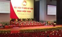 Kongres Nasional ke-9 Front Tanah Air Viet Nam masa bakti 2019-2024 akan dibuka di Kota Ha Noi