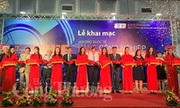 Pembukaan  Pekan Raya Internasional Barang Industri Vietnam-tahun 2019