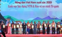 Memuliakan 63 petani Vietnam yang tipikal-tahun 2019